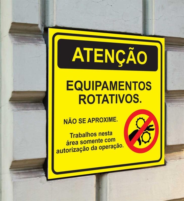 Comprar Sinalização Rodoviária Placa de Trânsito Jaguariúna - Placa de Sinalização de Trânsito