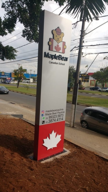 Comunicação Visual para Fachada de Empresa Mogi Guaçu - Comunicação Visual para Supermercados