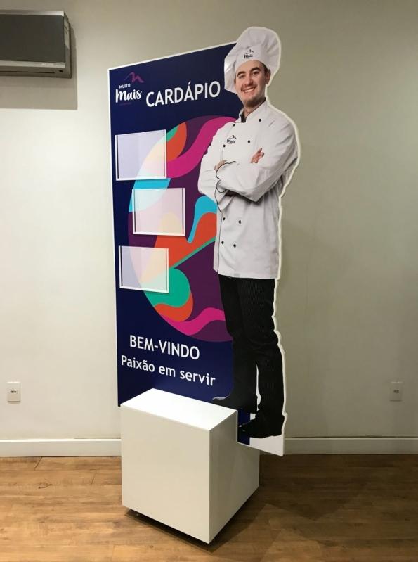 Comunicação Visual para Restaurantes Ibiúna - Comunicação Visual para Empresas