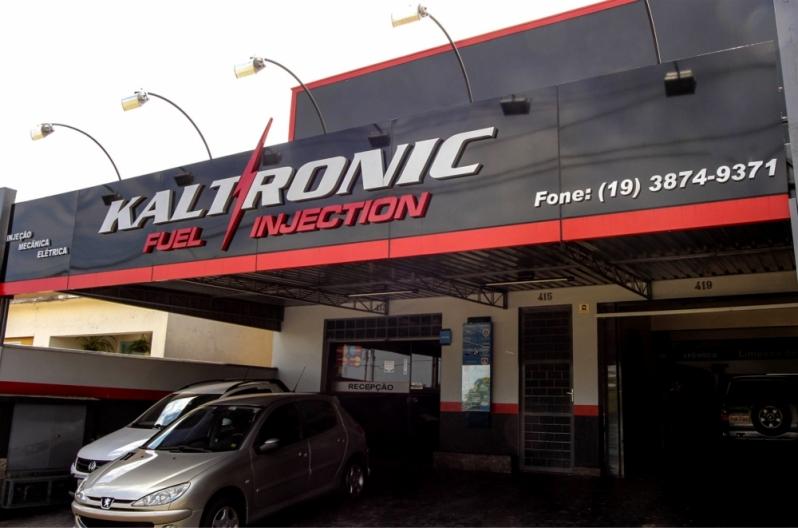 Empresa Que Faz Fachada em Acm São Vicente - Fachada Luminoso para Comércio