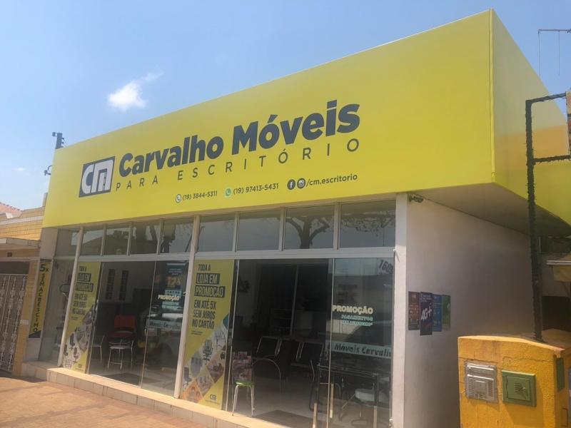 Empresa Que Faz Fachada para Loja Guarulhos - Fachada com Letra Caixa