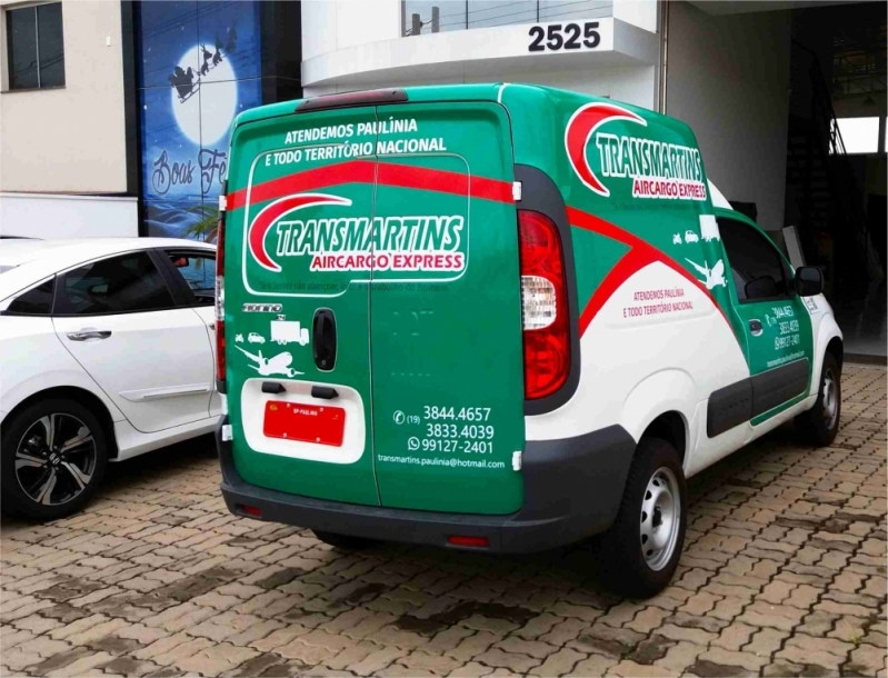 Envelopamento Automotivo Personalizado Mirassol - Envelopamento Automotivo para Frota