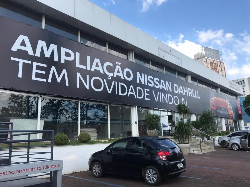 Fachada em Lona São Bernardo do Campo - Fachada Luminoso para Comércio