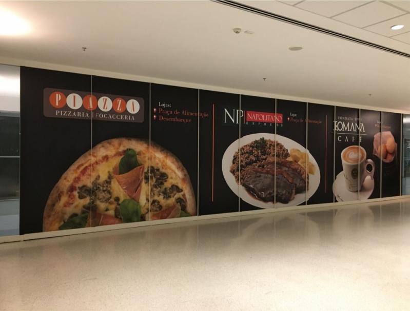 Orçamento Comunicação Visual para Restaurantes Riviera de São Lourenço - Comunicação Visual para Empresas