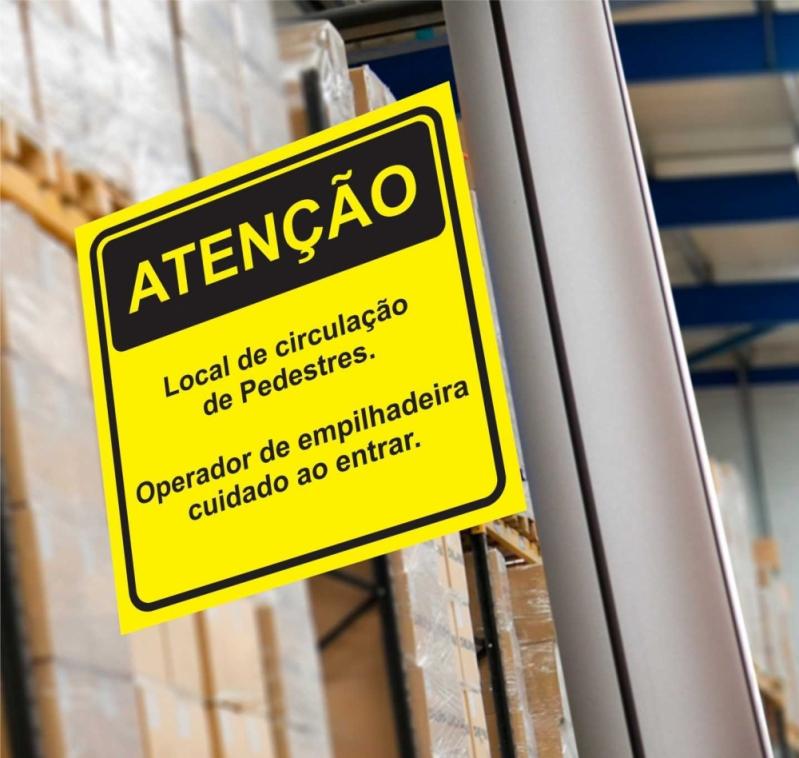 Placa de Sinalização de Rua Preços Jaú - Placa de Sinalização de Trânsito