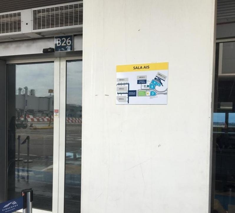 Placa de Sinalização Embarque e Desembarque Preços Botucatu - Placa de Sinalização de Trânsito