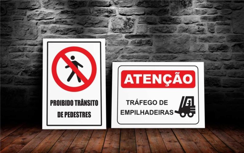 Placa Sinalização Trânsito Diadema - Placa de Sinalização de Trânsito