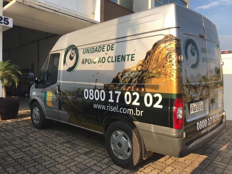 Quanto é Empresa de Envelopamento Automotivo Salesópolis - Empresa de Envelopamento Automotivo
