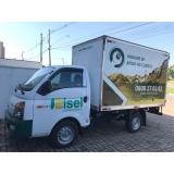adesivo caminhão baú valores Marília