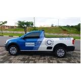comunicação visual para carros Itapira