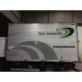 empresa que faz adesivo caminhão baú Santos