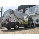 empresa que faz adesivo para van Embu