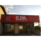 empresa que faz fachada com impressão digital São Caetano do Sul