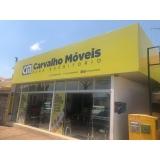empresa que faz fachada para loja Iguape