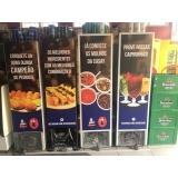onde contrato comunicação visual para restaurantes Praia de Camburi