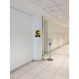 onde encontrar sinalização preventiva Embu das Artes