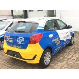 orçamento comunicação visual para carros Franca