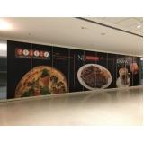 orçamento comunicação visual para restaurantes São Sebastião