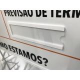 quanto custa sinalização para gestão São Vicente