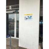 quanto custa sinalização preventiva Praia da Barra do Say