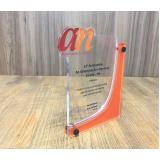 troféu oscar personalizado valor Itapira
