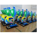 troféu personalizado futebol valor Praia Grande